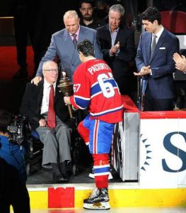 Jacques Demers Passes the Torch