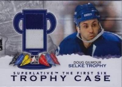 Superlative Trophy Case Doug Gilmour