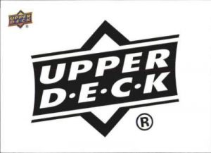 UD AHL Upper Deck Logo Tattoos/Stickers