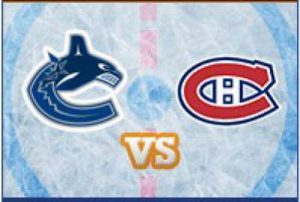 Vancouver vs Montreal