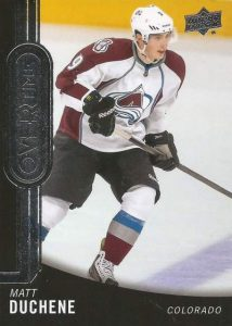 Overtime Wave 1 Base Matt Duchene