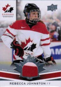 Canada Women's Jersey Rebecca Johnston