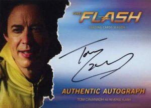 The Flash Tom Cavenaugh Auto
