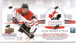 Team Canada Box Top