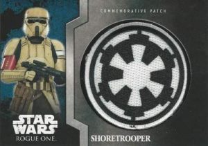Rogue One Commemorative Patch Shoretrooper
