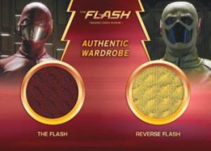 The Flash Dual Wardrobe Flash Reverse Flash