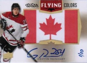 Canada Flying Colors Griffin Reinhart