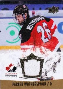Canada Juniors Gold Jersey