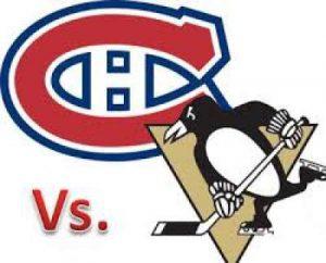 Habs vs Penguins