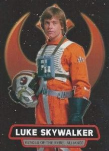 Rogue One Heroes of the Rebel Alliance Luke Skywalker