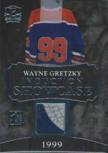 Enshrined Induction Showcase Wayne Gretzky