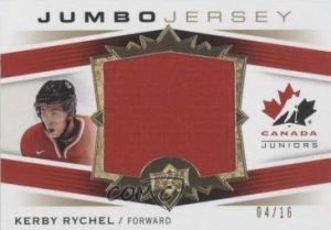 Canada Jumbo Swatch Gold Kerby Rychel