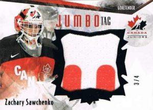 Canada Juniors Jumbo Tag