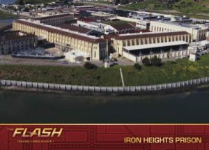 The Flash Iron Heights