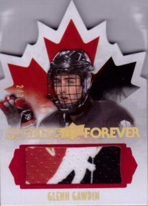 Canada Junior Jumbo Sleeve Maple Leaf Patch