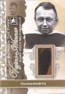 BTP Vezina Winner Limited George Hainsworth