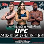 Topps UFC Box Banner