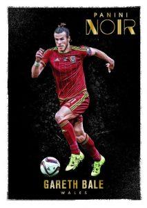 Panini Noir Base Gareth Bale