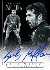 Noir Soccer Legendary Signatures Gianluigi Buffron