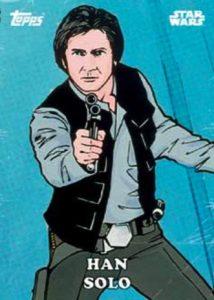 Art Card Han Solo