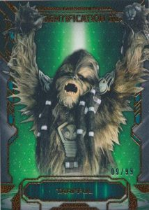 Masterwork Alien Identification Guide Tarfful Wookie