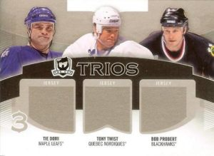Artists Proof Trios Domi, Twist, Probert