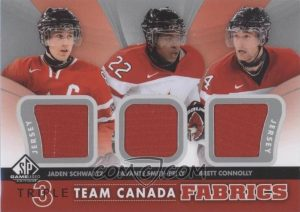 Team Canada Trio Smith-Pelly, Schwartz, Connolly