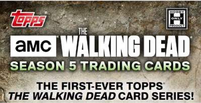 Walking Dead Season 5 Banner