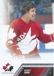 UD Team Canada Base Bobby Orr