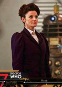 Doctor Who Base Missy
