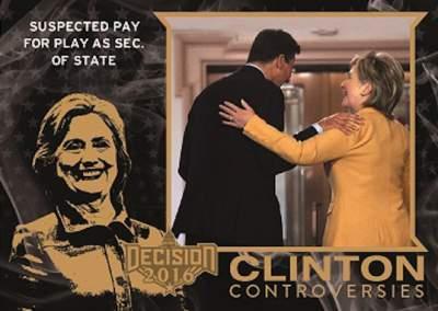 Decision 2016 Clinton Controversies