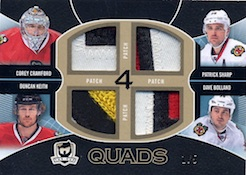 Cup Quad Patch Crawford, Keith, Sharp, Bolland