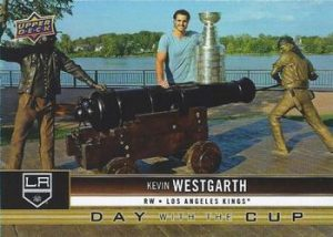Day With the Cup Kevin Westgarth