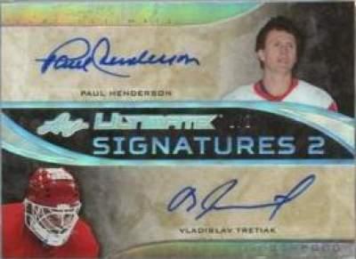 Ultimate Dual Signatures Henderson, Tretiak