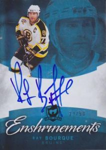 Enshrinements Ray Bourque