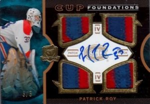 Foundations Quad Patch Auto Patrick Roy