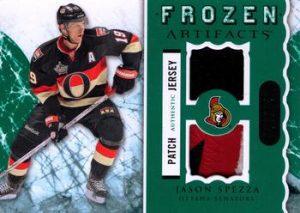 Frozen Artifacts Jason Spezza