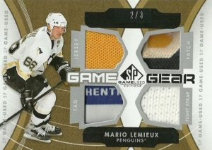 Game Gear Mario Lemieux