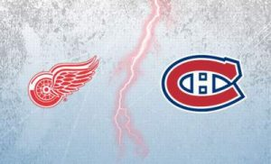 Wings vs Habs