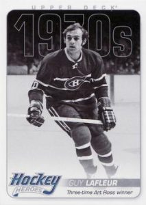 Hockey Heroes Guy Lafleur