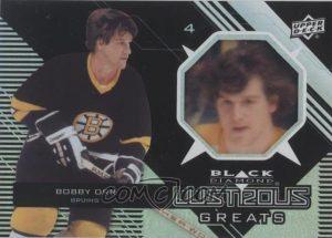 Lustrous Greats Bobby Orr