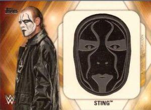 WWE Mask & Face Paint Sting