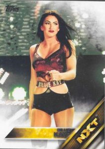 WWE NXT Prospects Billie Kay
