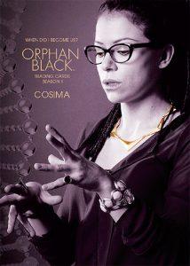 Orphan Black Promo Card
