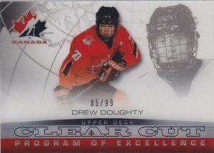 UD Team Canada POE Clear Cut Drew Doughty
