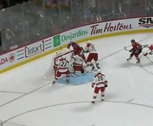 Pacioretty Scores vs Carolina