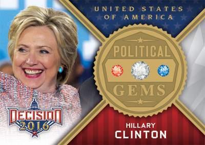 Decision 2016 Political GEMS