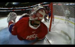 Carey Price vs Kings