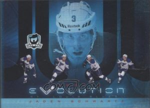 Rookie Evolution Video Card Jaden Schwartz