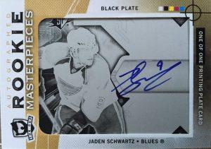 SPx Plate Jaden Schwartz